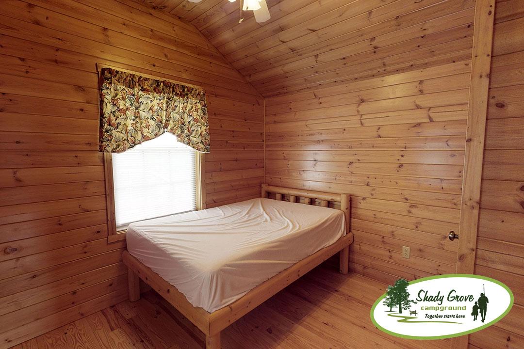 Deluxe Cabin 1